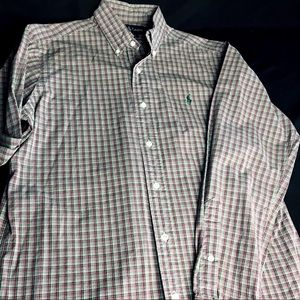 Other - Ralph Lauren Button Up Long Sleeved Shirt